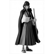 Figura Statua GOEMON Con Spada 17cm BLACK WHITE VERSION Serie CREATOR X CREATOR Part 5 Originale BANPRESTO