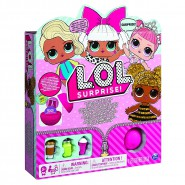L.O.L. SURPRISE Official Board Game SPIN MASTER Original LOL