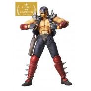 JAGI da KEN Shiro Guerriero FIGURA Action KAIYODO Legacy Of Revoltech LR-013
