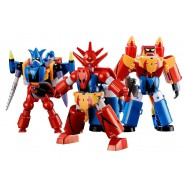 GETTER Robo ROBOT G - DYNAMIC CHANGE Set Box 3 Models DRAGON LIGER POSEIDON Original FREEING Giappone