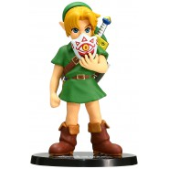 Figure Statue LINK The Legend of Zelda MAJORA'S MASK 3D 7cm Nintendo UDF 313 Medicom