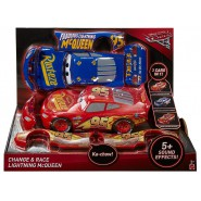 Big Model Playset LIGHTNING McQUEEN Change And Race SOUND Big FCV95 Mattel