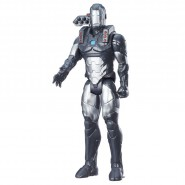 WAR MACHINE From AVENGERS Action Figure BIG 30cm Original HASBRO TITAN HERO Series Marvel