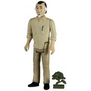 KARATE KID Figure Action Master Mr. MIYAGI With Bonsai 10cm (3 3/4 inches) FUNKO ReAction