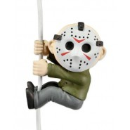 Figura JASON VOORHEES Neca SCALERS Friday 13th Full Size 8cm NEW Nuovo ORIGINALE