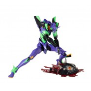 Modello ROBOT Action EVA TEST TYPE 01 Evangelion Evolution RARA Kaiyodo JAPAN