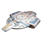 STAR TREK Model Kit U.S.S. DEFIANT NX-74205 6 3/4'' (17cm) Snap Kit 1:1000 Polar Lights