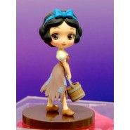 Statuetta Collezione BIANCANEVE Snow White 7cm Disney Characters PETIT QPOSKET Banpresto