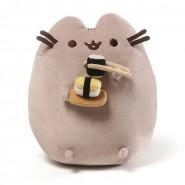PUSHEEN Gatto PELUCHE Versione con SUSHI 25cm Originale UFFICIALE - Cool cat