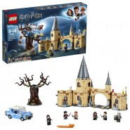 HOGWARTS WHOMPING WILLOW Building Playset LEGO Harry Potter 75953
