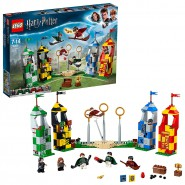 PARTITA QUIDDITCH Playset Costruzioni LEGO Harry Potter 75956 Quidditch Match Hogwarts