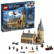 SALONE HOGWARTS Playset Costruzioni LEGO Harry Potter 75954 Hogwarts Great Hall