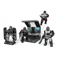 Building Playset ATLAS TROOPERS 4 Soldiers From Videogame COD Call Of Duty MEGA