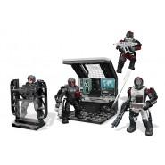 Playset Mattoncini Squadra ATLAS TROOPERS 4 Soldati da videogioco COD Call Of Duty MEGA
