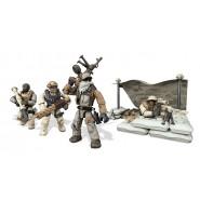 Playset Mattoncini Squadra DESERT SQUAD  Soldati da videogioco COD Call Of Duty MEGA