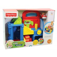 Playset LITTLE PEOPLE Wheelies GARAGE Originale FISHER PRICE