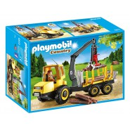 Playset CAMIONE GRU Bosco BOSCAIOLI Country PLAYMOBIL 6813