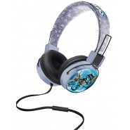 SKYLANDERS SWAP FORCE Customizable Stereo Headphones With in-line mic Original Official ACTIVISION