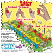 ASTERIX Board Game PAF! Le Romain Offician and Original FRENCH Language