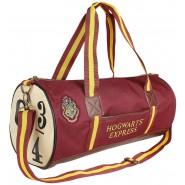 HARRY POTTER Borsa Sport Palestra HOGWARTS EXPRESS Binario 9 3/4 46x26x26cm ORIGINALE