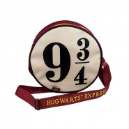 HARRY POTTER Round Shoulder Bag PLATFORM 9 and 3/4 30x30x10cm ORIGINAL Groovy