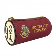 HARRY POTTER Borsa Make-Up Beauty BINARIO 9 e 3/4 28x12x12cm ORIGINALE Groovy