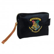 HARRY POTTER Borsa Make-Up Beauty SCUOLA Di Magia di HOGWARTS 18x12x5cm ORIGINALE Groovy