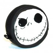 Nightmare Before Christmas Jack COIN WALLET Round 9cm OFFICIAL