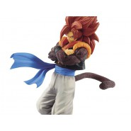 DRAGONBALL SUPER Figure Statue 21cm SON GOKOU GOGETA Red Hair SS4  Red FES 7 Banpresto