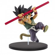 DRAGONBALL SUPER Figura Statua 12cm SON GOKOU Young Goku FES 7 Banpresto