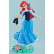 Figure Statue ARIEL 21cm ( 8.2'' ) Series EXQ-Starry Little Mermaid 100% Original DISNEY Banpresto