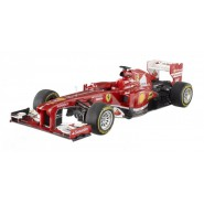 Modello Auto FERRARI F1 F138 Fernando Alonso WINNER GP China 2013 1/43 HOT WHEELS Elite BCK13