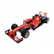 Modello Auto 1/18 FERRARI F1 F138 Fernando Alonso WINNER GP China 2013 HOT WHEELS Elite BCT82