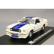 Model Car JILL's FORD MUSTANG COBRA From CHARLIE'S ANGELS  Scale 1/43 Greenlight