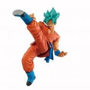 DRAGONBALL Figura Statua 19cm GOKU SON GOKOU SUPER SAIYAN GOD FES!! Special Version B Banpresto
