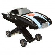 JUMPING INCREDIBLE 30cm from INCREDIBLES 2 with Detachable Car Roof 100% ORIGINAL