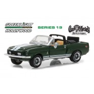 Modellino Metallo SHELBY GT500KR 1968 da GAS MONKEY GARAGE 7cm Scala 1/64  ORIGINALE Greenlight