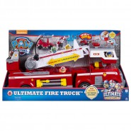 PAW PATROL Camion Pompieri GIGANTE di MARSHALL Ultimate Fire Truck SUONI LUCI Spin Master