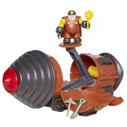 PLAYSET MINATORE Super Accessoriato 30cm Tunneler da INCREDIBILI 2 ORIGINALE  Disney