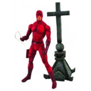 MARVEL SELECT Figura Action con Diorama DAREDEVIL 20cm ORIGINALE Diamond