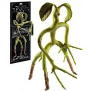BOWTRUCKLE Animale Magico Figura Gommosa 19cm da ANIMALI FANTASTICI Originale NOBLE Collection