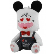 Plush HELLO SPANK I LOVE YOU 30cm (12 inches) ORIGINAL Heart