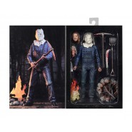 Figura Action JASON Voorhees 17cm Dal Film Venerdì 13 Friday the 13th Versione ULTIMATE Originale NECA