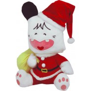 HELLO SPANK Dressed As SANTA CLAUS Plush GIANT XXL 45cm ORIGINAL Official
