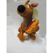 Plush SCOOBY DOO Dog 20cm (8 inches) Sandwich and Scooby Cola ORIGINAL Top Quality