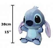Plush BABY STITCH 38cm (15 inches) Open Arms Original Official DISNEY Hologram Soft Toy