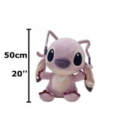Plush BABY ANGEL 50cm (20 inches) Open Arms Original Official DISNEY Hologram Soft Toy Lilo Stitch