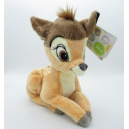 Plush BAMBI Deer DISNEY Animal Friends 35cm Original OFFICIAL Hologram