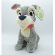 TRAMP Plush 25cm Dog from Lady and the Tramp DISNEY Animal Friends Original OFFICIAL Hologram