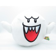 Plush Soft Toy BOO Ghost 24cm (9.5 inches) ORIGINAL SUPER MARIO Bros Villains